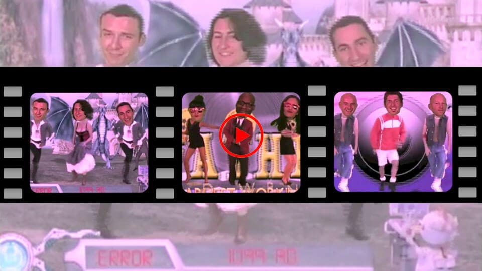 Animation fond vert Dance Heads: 3 videos à découvrir